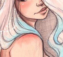 Mermaid Hair Sticker