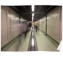 underground motion #5 Poster