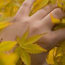 A hand in Nature by GeorgiaConroy