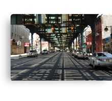 Typical NYC Canvas Print