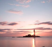 St Mary's at sunrise by laura88
