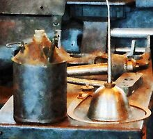 Two Oil Cans by Susan Savad