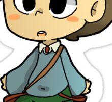 Luke Triton- Professor Layon Sticker