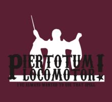 Piertotum Locomotor - I've Always Wanted To Use That Spell | Unisex T-Shirt