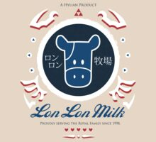 Lon Lon Milk by Rachael Thomas