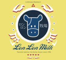 Lon Lon Milk One Piece - Short Sleeve