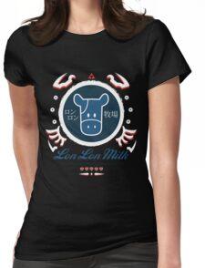 Lon Lon Milk Womens Fitted T-Shirt