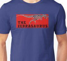 Zebrasaurus Unisex T-Shirt