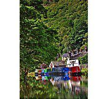 The Stubbing Wharf Photographic Print