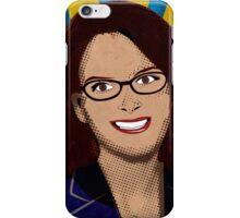 Tina Fey Pop Art iPhone Case/Skin