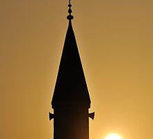 Minaret by Kasia Nowak