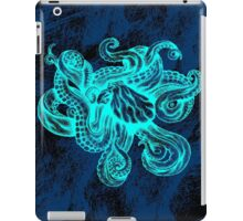 Neon Octopus iPad Case/Skin