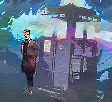 Doctor WHO - Matt Smith by Presumably
