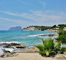Moraira, Spain by Astrid Ewing Photography