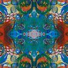 colourful swirly fun by H J Field