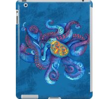 Swirly Octopus iPad Case/Skin