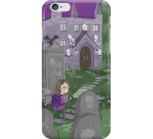 Exploring the Graveyard iPhone Case/Skin