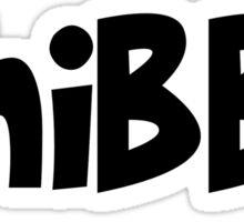 shibby Sticker