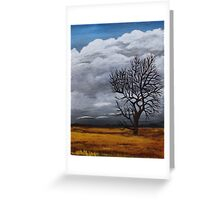 Thunderheads Greeting Card