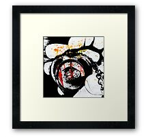 Love Defeated Framed Print