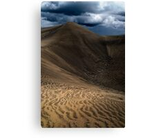 Dark Dune Canvas Print