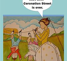 "Anti-""Helicopter Parenting"" to watch Coronation Street by TippyToes"