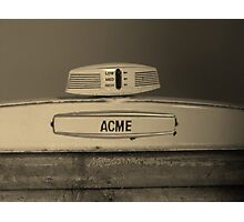 Acme Photographic Print