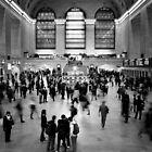 NYC: Rush Hour by Nina Papiorek