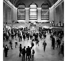 NYC: Rush Hour Photographic Print