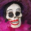 Catrina - bright colours in the Mexican art - Catrina - colores relumbran en el arte Mexicano by Bernhard Matejka