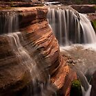 Desert Waterfall, Grand Canyon by Brian Healy Photography