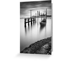 Venice: Canal Grande Greeting Card