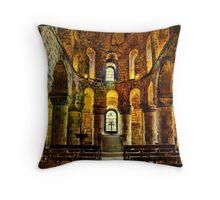 St John's Chapel, London Throw Pillow