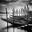 Venice: Canal Grande III by Nina Papiorek