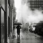NYC: Umbrella by Nina Papiorek