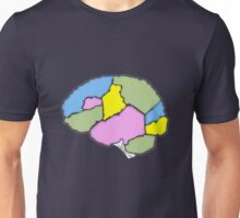 Fill in your own brain chart Unisex T-Shirt