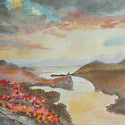 Appalachian Ridge  by Warren  Thompson