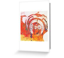 Love Prevailed Greeting Card
