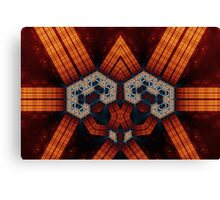 Fractal Engineering No. 10 Canvas Print