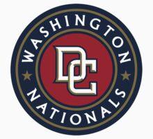 Washington Nationals Kids Clothes