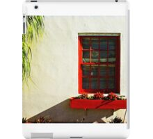 come to my window iPad Case/Skin