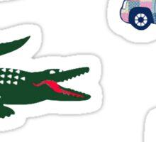 Preppy Sticker Pack Sticker