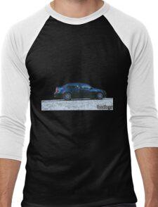 bootboys Men's Baseball ¾ T-Shirt