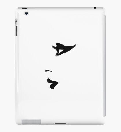 Minimal Face iPad Case/Skin