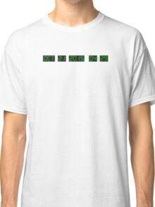 21 October 2015 Classic T-Shirt