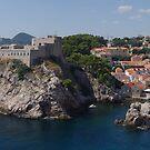Dubrovnik, Croatia by Mark Wilson