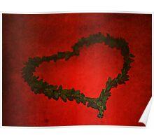 Green Love Poster