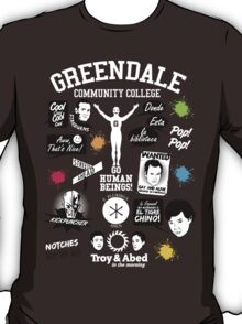 Community Quotes T-Shirt