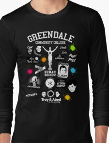 Community Quotes Long Sleeve T-Shirt