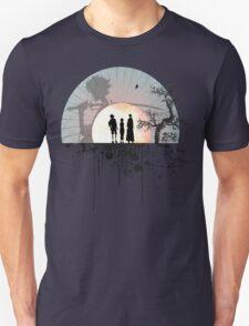 Samurai Champloo - Sunset Unisex T-Shirt